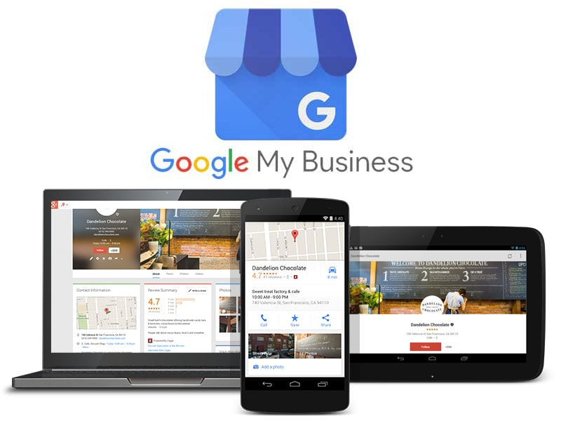 Google My Business Özel Ders